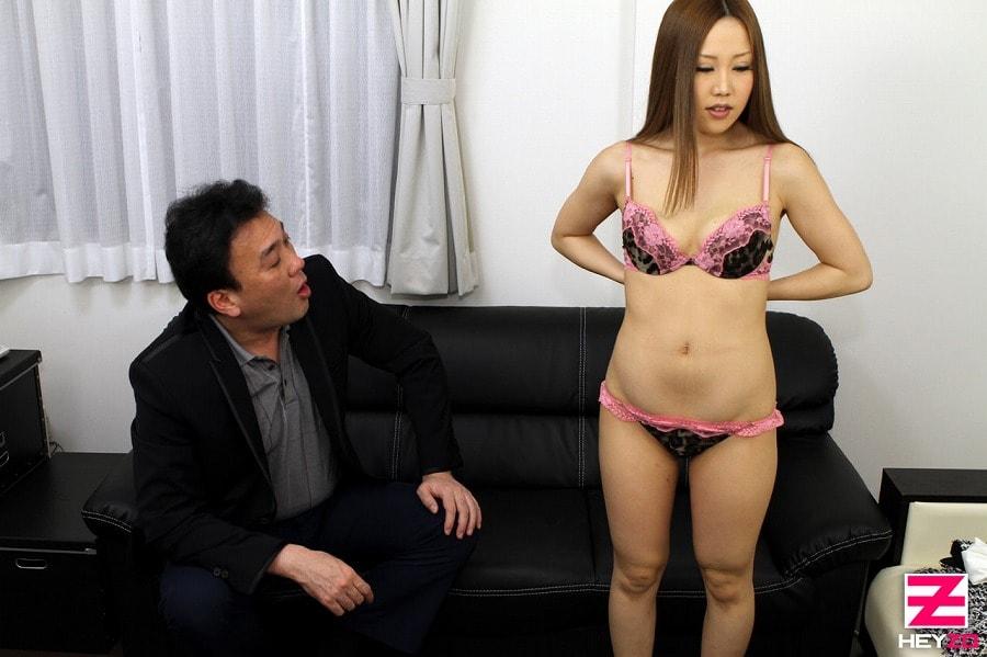 AV女優・九条ティアラ (くじょうてぃあら)