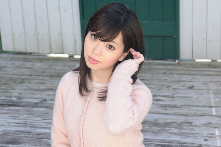 AV女優・紺野千里 (こんのちさと 乾優那)